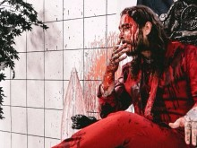 "Post Malone & 21 Savage Bathe In Blood For ""Rockstar"" Video"