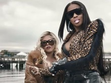 "Remy Ma & Lil Kim Come For The Crown With ""Wake Me Up"" Video"