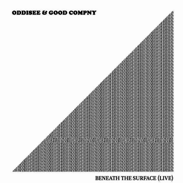"Review: Oddisee & Good Compny's 1st Live Album ""Beneath The Surface"" Delivers"