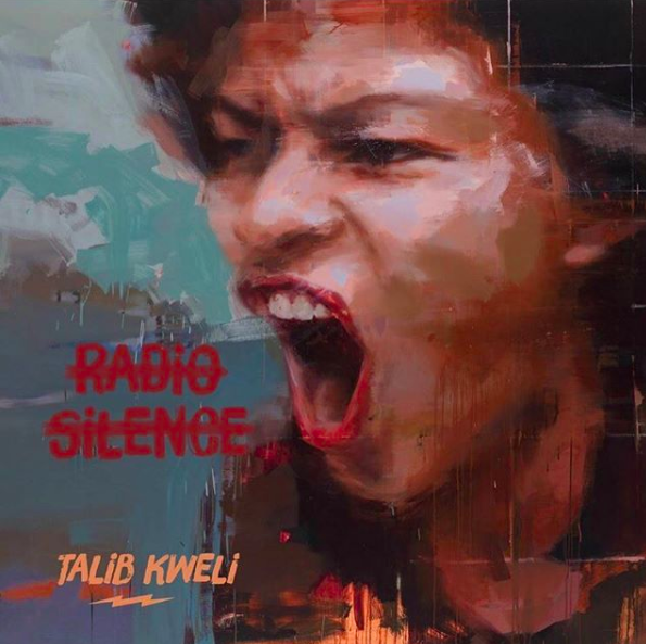 "Review: Talib Kweli Delivers Political Static On ""Radio Silence"""
