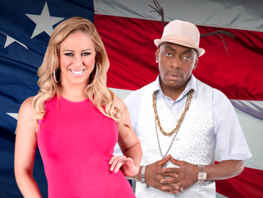 Coolio Running For The Vice-Presidency To The Porn Star In The 2020 Election