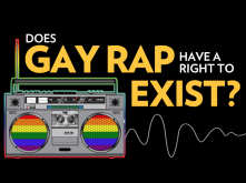 The Breakdown: Does Gay Rap Have A Right To Exist?