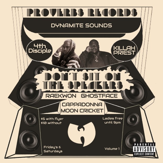 "Review: Killah Priest & 4th Disciple's ""Don't Sit On The Speakers"" Delivers Indelible Lessons"