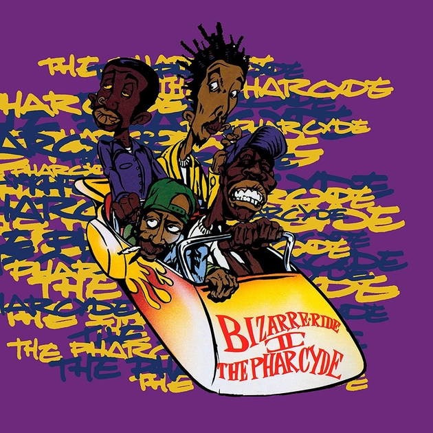 Pharcyde Drops 25th Anniversary Edition Of Debut