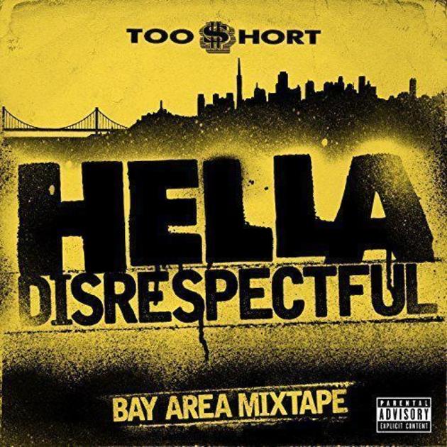 Too Short Drops Hella Disrespectful