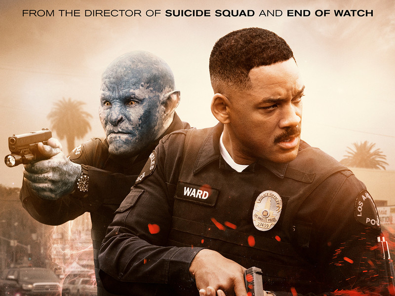 "Ticket Giveaway: Will Smith's ""Bright"" L.A. Film Screening"