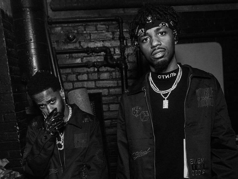 "Hip Hop Album Sales: Big Sean And Metro boomin's ""Double Or Nothing"" Cracks Top 5"