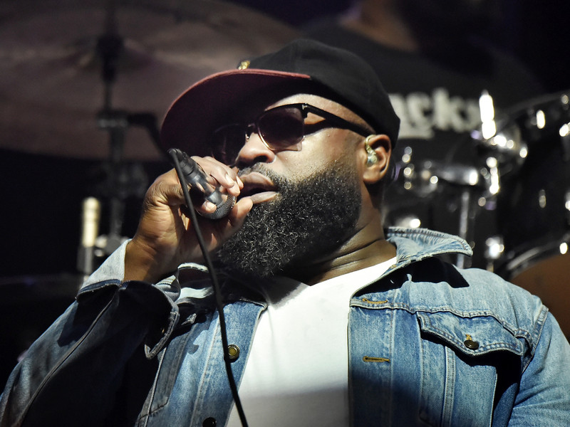 "Black Thought Releases ""Streams Of Thought Vol. 1"" EP"