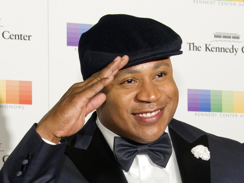 LL Cool J Celebrates Kennedy Center Honors Ahead Of ...