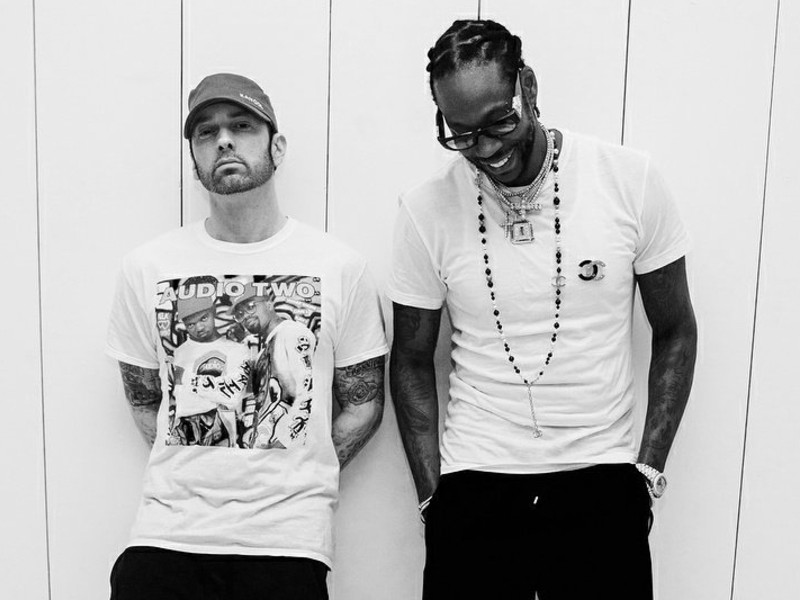"2 Chainz Changes His Tune About Eminem's ""Revival"" Tracklist"