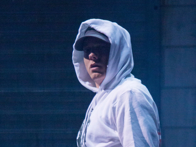 "Eminem Discusses ""Renaissance"","" Sobriety, And Donald Trump With Elton John"