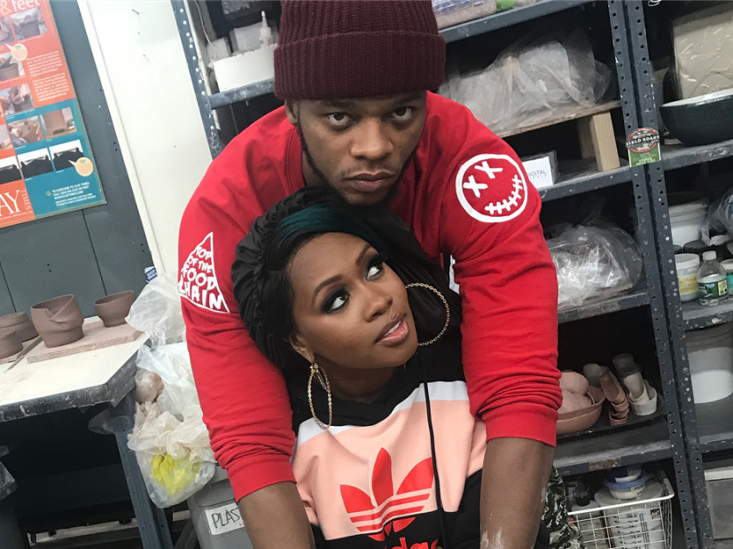 Papoose & Remy Ma Fuel Rumors Of Pregnancy