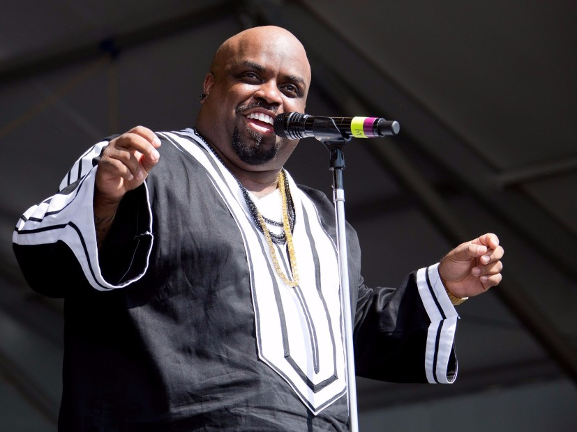 CeeLo Green & Danger Mouse A Medio Camino Hecho Con Gnarls Barkley Álbum