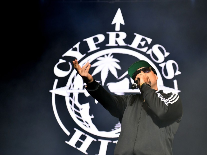 "Cypress Hill Reveals The Cover Art Of ""Elephants On Acid"""