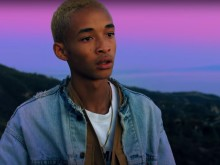 """Jaden Smith's World Gets Turned Upside Down In """"George Jeff"""" Video"""