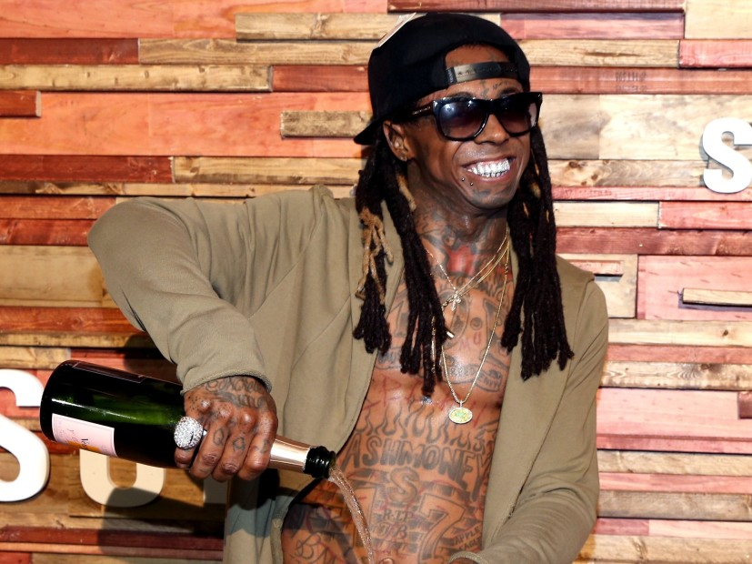 "Lil Wayne Drops A Release Date And Cover Art For ""Dedication 6"""