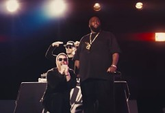 """Run The Jewels' Cryptic Countdown Was To """"Call Ticketron"""" Video"""