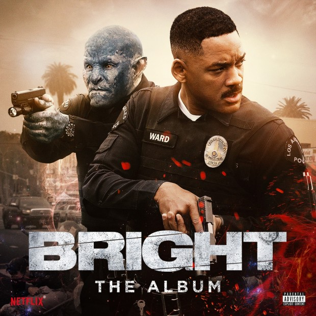 "Review: ""Bright: The Album"" Is A 13-Track Stab At Earning A Best Original Song Oscar"