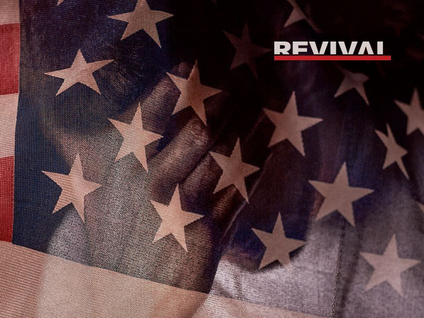 "Eminem's ""Revival"" Officially Arrives"