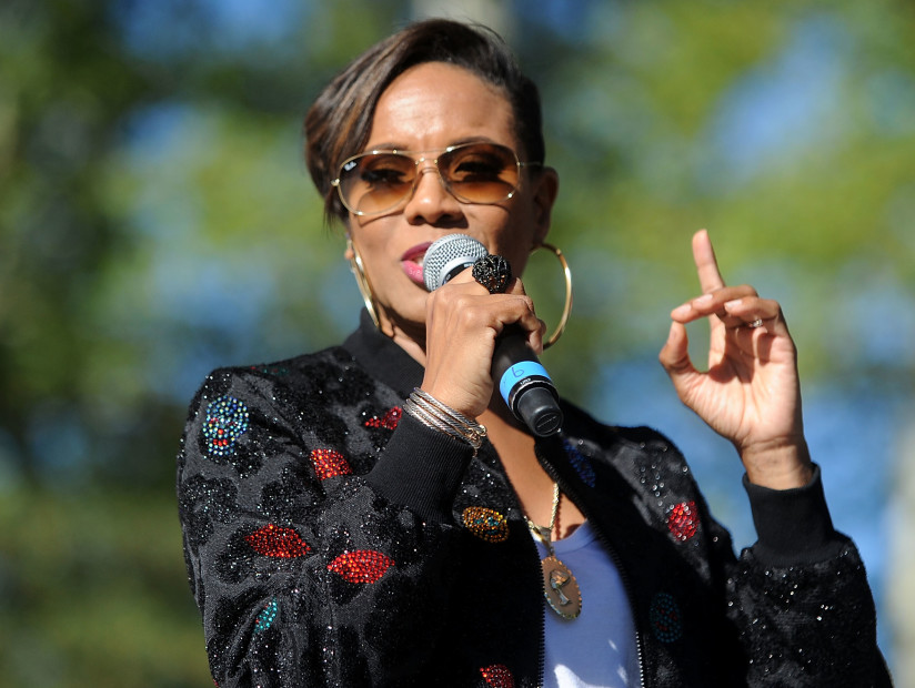 MC Lyte Opposes Sexual Harassment, And the so-Called Rules Of Participation of the Mandates of the