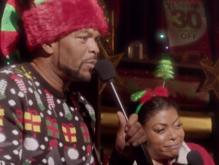 "#DXclusive: Method Man & Taraji P. Henson Star In ""The Gift Rapper"""