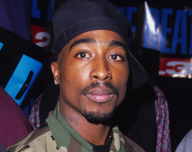"Tupac Shakur Estate Unveils 20th Anniversary ""Greatest Hits"" Merch"