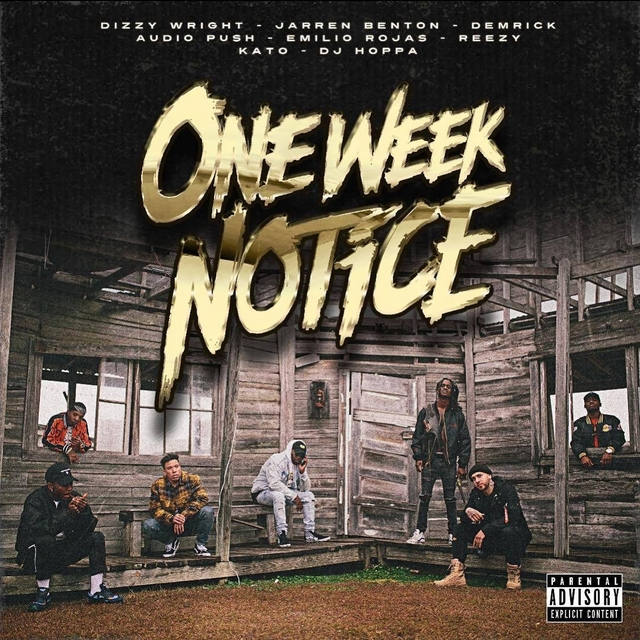 "Starting Nine: Dizzy Wright, Audio Push & More Team For ""One Week Notice"""
