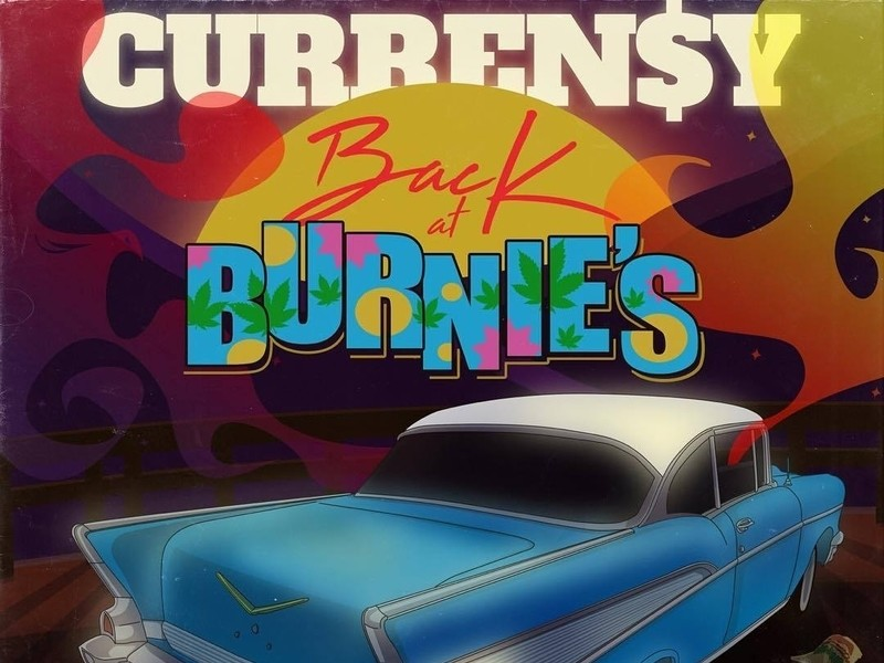 "Another Weekend: Curren$y Announces ""In Burnie the"" Project"