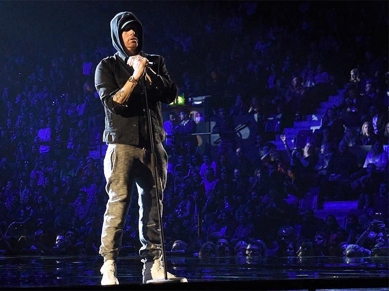 Eminem Tierras 4º cabeza de Cartel del Festival Concierto de Este Año Con Bonnaroo