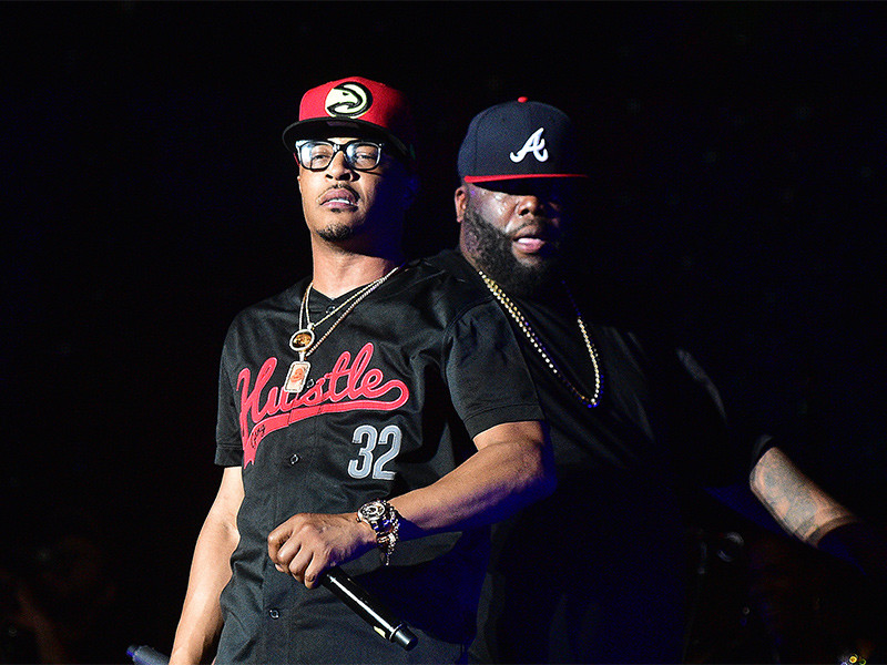 T. I. & Killer Mike Join the Mayor of Atlanta, the Transition Team