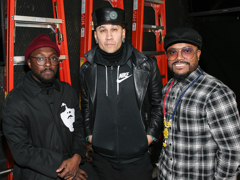 Black Eyed Peas Say Today's Music Lacks Support For Activism