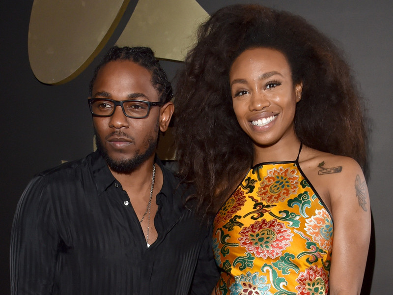"Hip Hop Single Sales: Kendrick Lamar & SZA's ""All The Stars"" Debuts In Top 10"