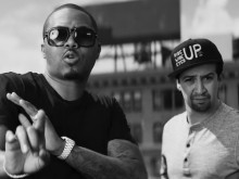 "Nas, Dave East & Lin-Manuel Miranda Spit Bars In ""Wrote My Way Out"" Video"