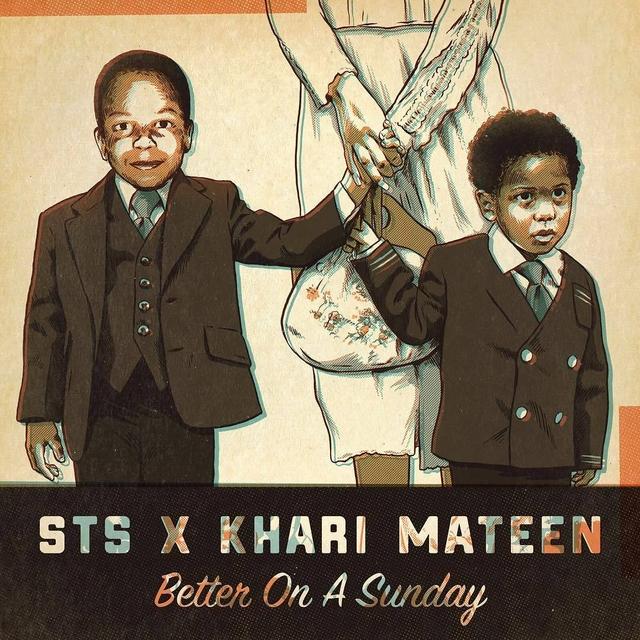 """STS & Khari Mateen Release """"Better On A Sunday"""" LP"""