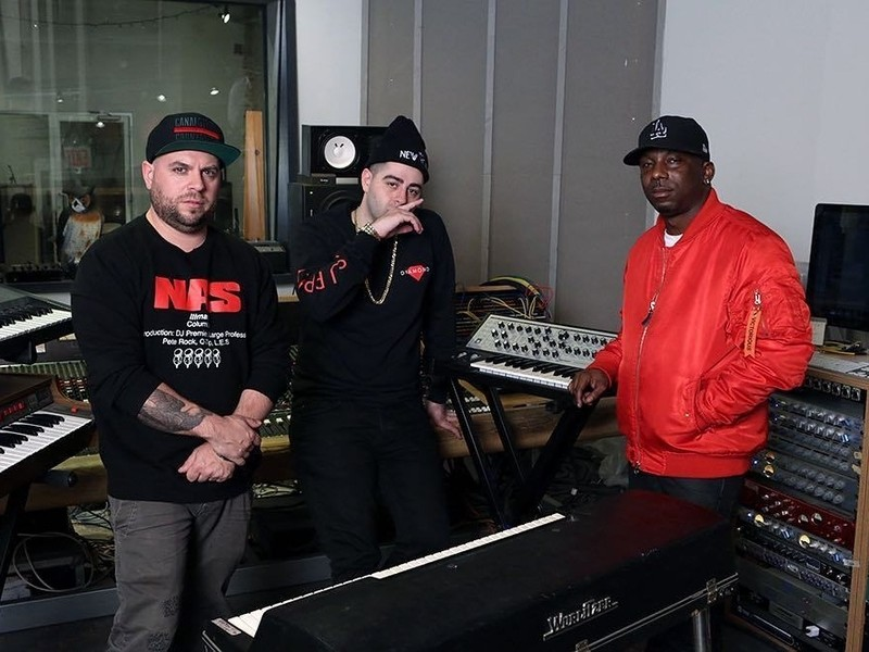 "Ras Kass, El Gant & J57 Drop ""Jamo Gang"" EP"