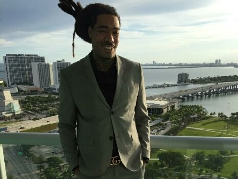 Gunplay Accused Of Headbutting Ex-Girlfriend