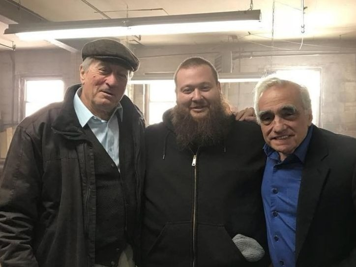 "Action Bronson To Act Alongside Robert De Niro & Al Pacino In ""The Irishman"""