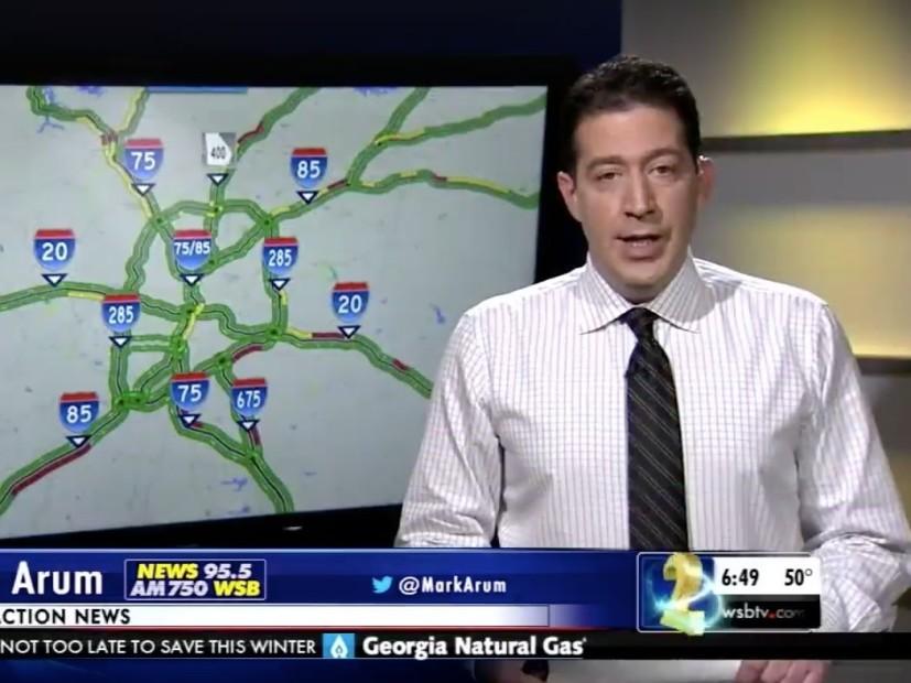 "WSBTV ""Lyrics To Go"" Traffic Report Honors ATCQ's ""Midnight Marauders"" 25th Anniversary"