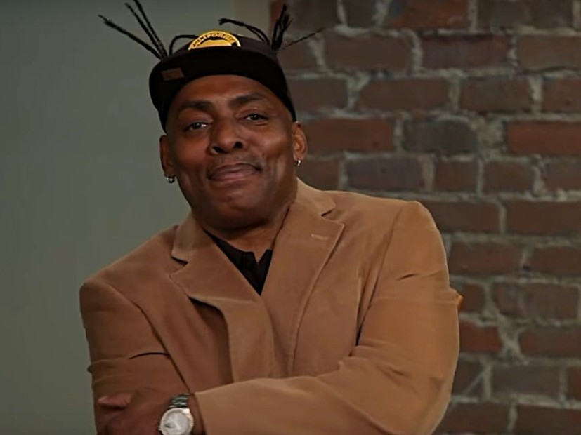 Coolio Teaches White People How To Pronounce The Hip Hop Words