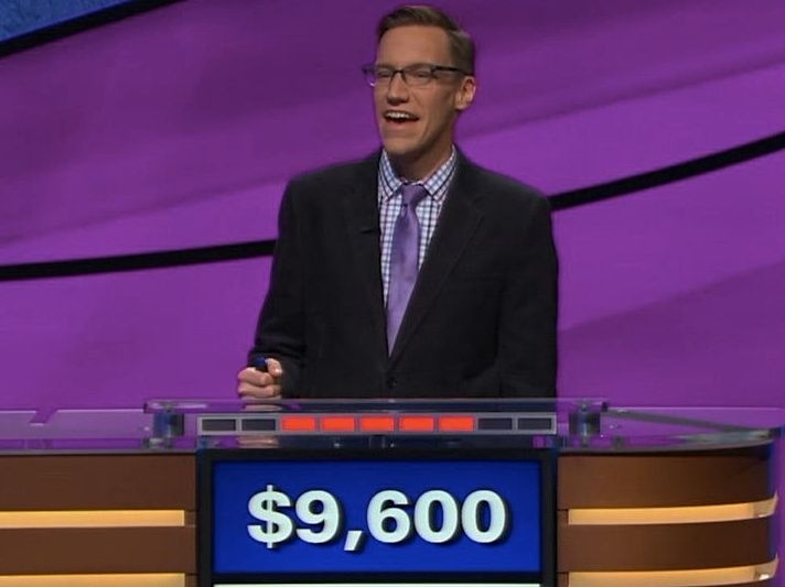 """Jeopardy"" Contestant Loses Money By Not Keeping It ""Gangsta"""