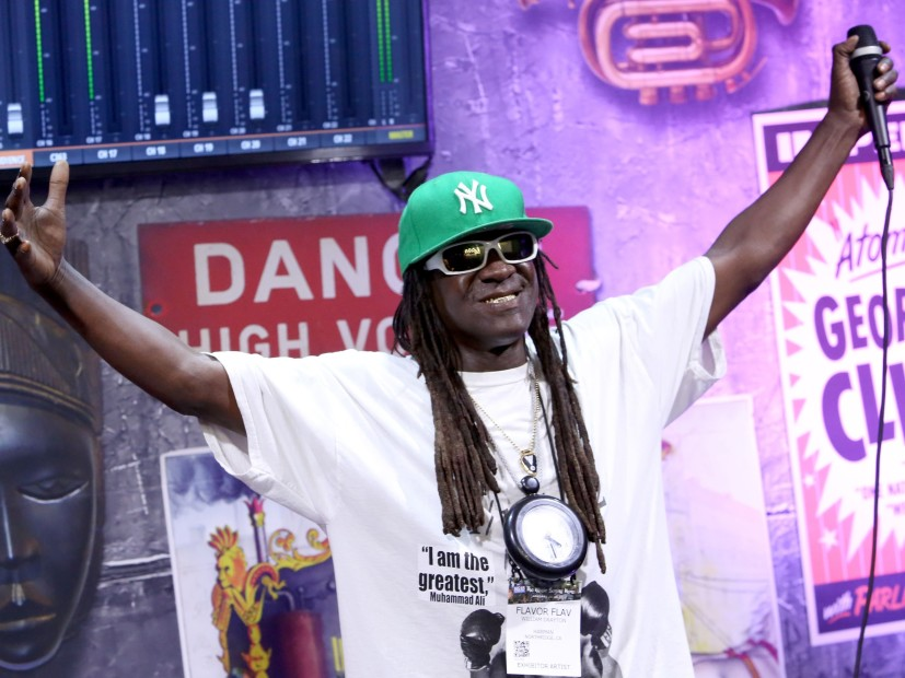 Here's Why Flavor Flav Is More Than Public Enemy's Hype Man