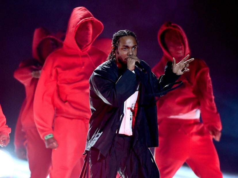 Kendrick Lamar Sweeps Grammy Awards 2018 Rap Categories