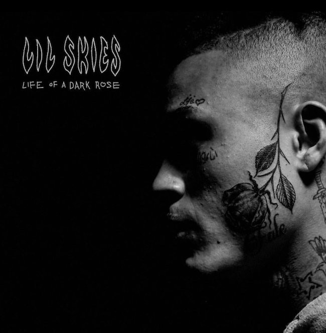 """Review: Lil Skies' """"Life Of A Dark Rose"""" Debut Shows Potential, But Eh"""