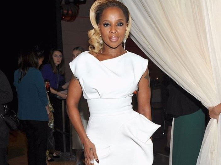 Mary J. Blige To Get Hollywood Walk Of Fame Star