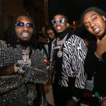 Kanye West, Metro Boomin & Pharrell Producing Migos'
