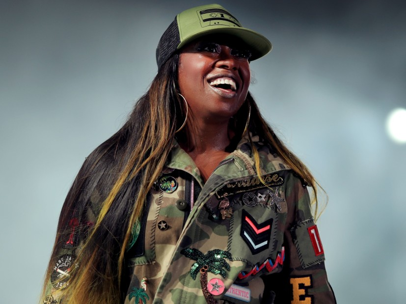 Missy Elliott Becomes the First Female Rapper Nominated For the Hall of Fame Songwriters