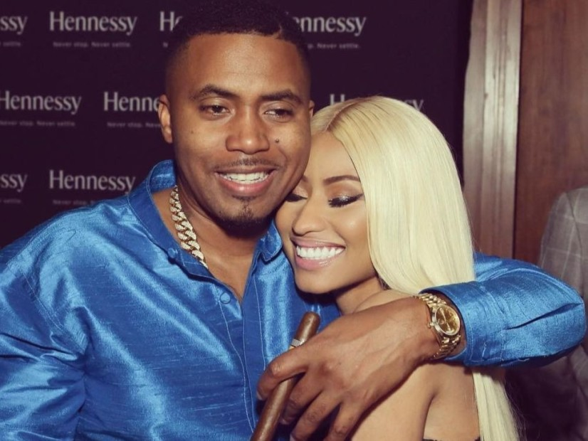 Nas & Nicki Minaj, According To Reports Break