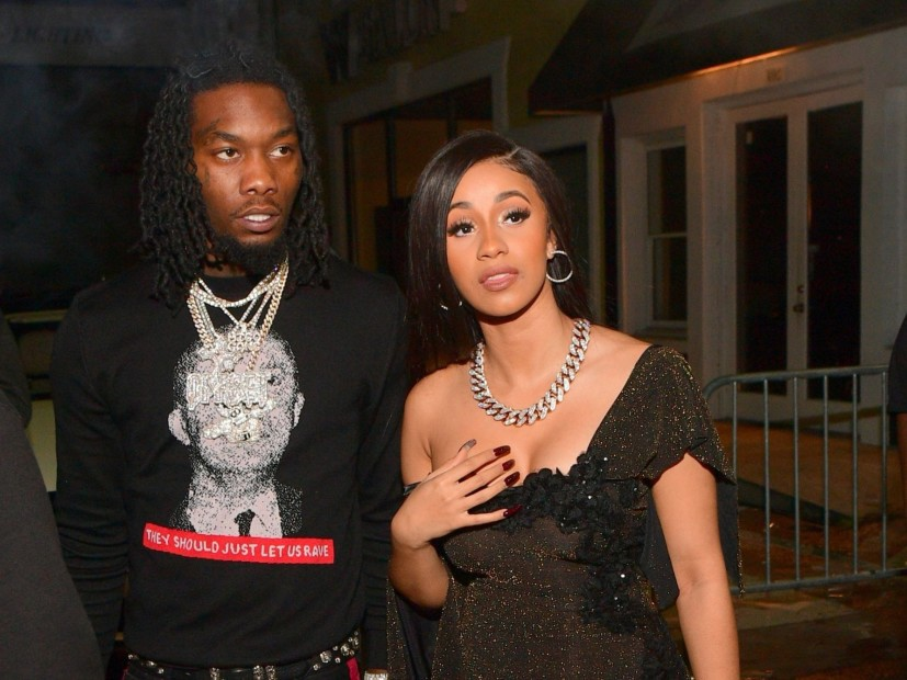 "Cardi B Explains Puerto Rico's Encounter With The Offset: ""I Just Needed To Be Fucked"""