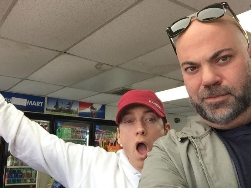 Paul Rosenberg Recalls Eminem Struggling To Find His Voice
