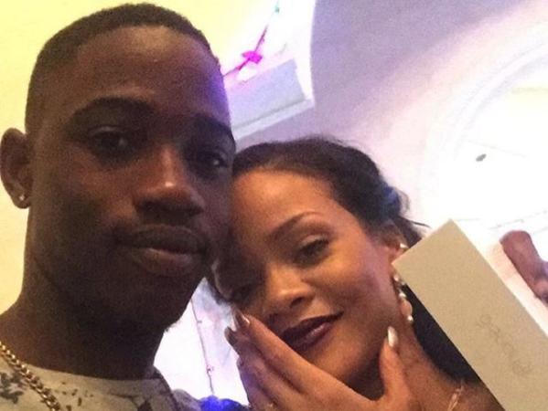 The man Accused of Killing Rihanna's Cousin